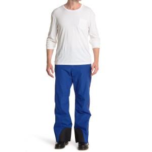 Woven Stripe Trim Pants