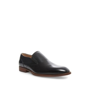 Rushed Leather Loafer