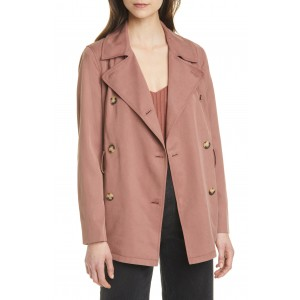 The Soft Trench Coat
