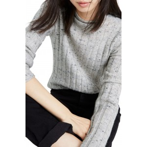 Donegal Evercrest Coziest Yarn Turtleneck Sweater