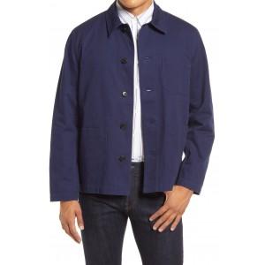 Button-Up Workwear Jacket
