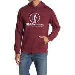 Round One 3 Pullover Fleece Hoodie