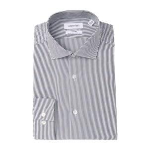 Striped Slim Fit Dress Shirt