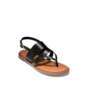 Finley Leather Grand Thong Sandal
