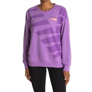 Optiks Logo Pullover Sweatshirt