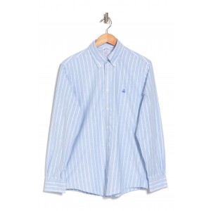 Oxford Stripe Regent Fit Shirt