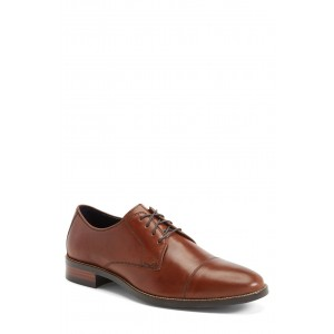 Lenox Hill Cap Toe Derby - Wide Width Available