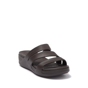 Monterey Strappy Wedge Sandal