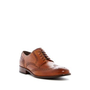 Benton Leather Wingtip Derby II - Wide Width Available