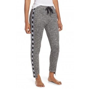 Iris Logo Stripe Terry Track Sweatpants