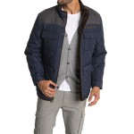 Quilted Utility Pocket Jacket