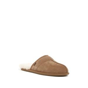 Leisure Suede UGGpure Lined Slide Slipper
