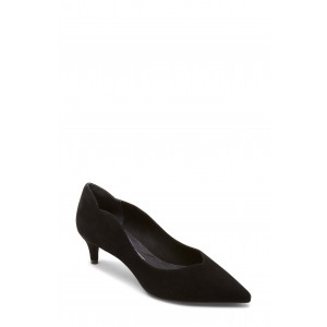 Noelle Back Scallop Pump - Wide Width Available