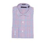Check Regular Fit Stretch Dress Shirt