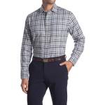 Spread Collar Sport Shirt Long Sleeve