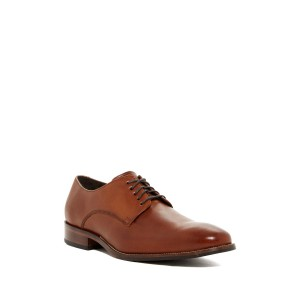 Benton Plain Leather Derby II - Wide Width Available