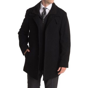 Coleman Wool Blend Coat
