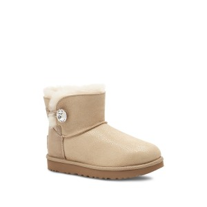 Bling Sting Genuine Shearling Lined Boot