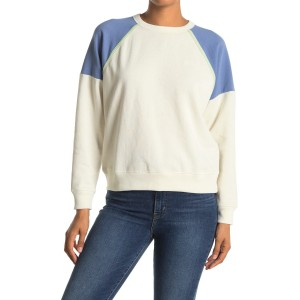 Everyday Raglan Colorblock Sweatshirt