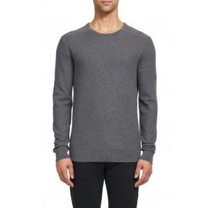 Riland Crewneck Pique Sweatshirt