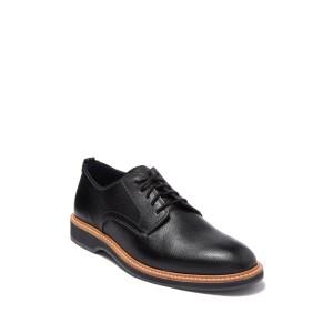 Morris Plain Leather Derby