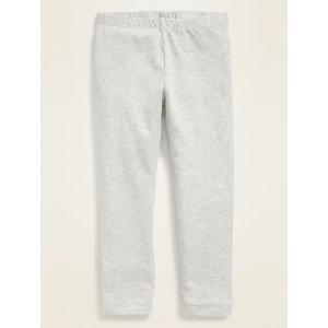 Full-Length Jersey Leggings for Toddler Girls