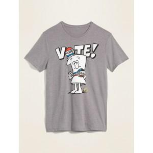 "Schoolhouse Rock!&#153 ""Vote!"" Gender-Neutral Tee for Men & Women"