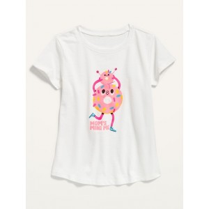 Short-Sleeve Graphic Tee for Toddler Girls