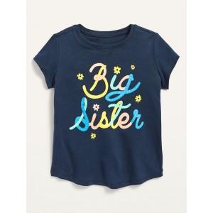 Unisex Short-Sleeve Graphic T-Shirt for Toddler
