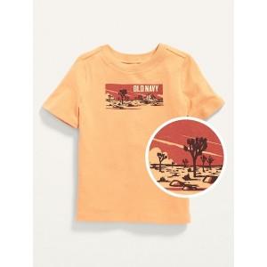 Unisex Short-Sleeve Logo-Graphic T-Shirt for Toddler