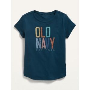 Unisex Short-Sleeve Logo T-Shirt for Toddler