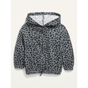 Cozy Cinched-Hem Drop-Shoulder Pullover Hoodie for Toddler Girls