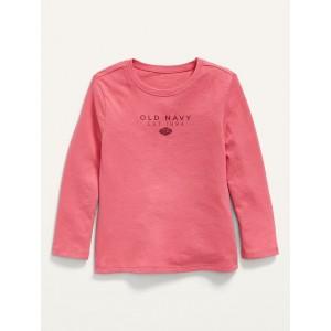 Unisex Long-Sleeve Logo T-Shirt for Toddler