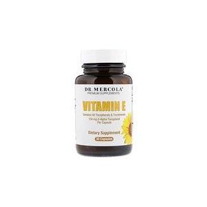 Dr. Mercola Vitamin E 30 Capsules