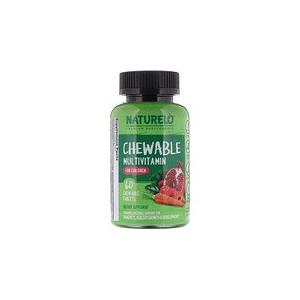 NATURELO Chewable Multivitamin for Children 60 Chewable Tablets