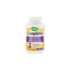Natures Way Completia Prenatal Multi-Vitamin 240 Tablets