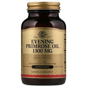 Solgar Evening Primrose Oil 1300 mg 60 Softgels