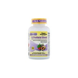 Super Nutrition PreNatal Blend 180 Tablets