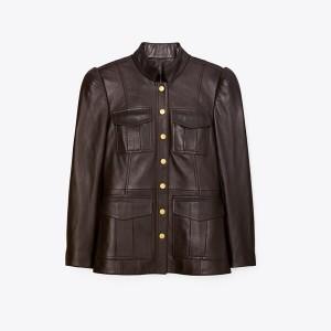 Leather Sargent Pepper Jacket