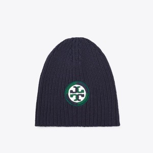 Merino Color-Block Hat