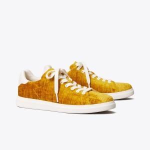 Howell Court Velvet Sneaker