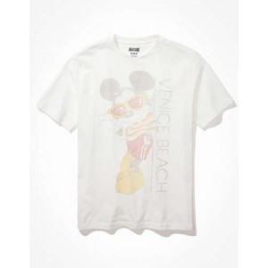 Tailgate for Surfrider Mens Mickey Mouse Graphic T-Shirt