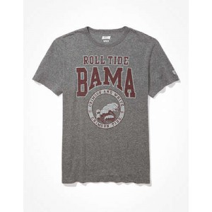 Tailgate Mens Alabama Crimson Tide Graphic T-Shirt