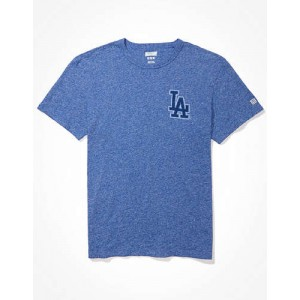 Tailgate Mens LA Dodgers Graphic T-Shirt