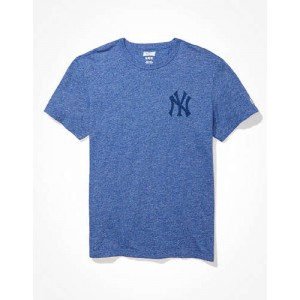 Tailgate Mens NY Yankees Graphic T-Shirt