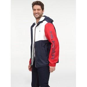 Essential Colorblock Raincoat