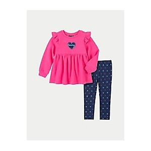 TH Baby Tommy Top and Legging Set