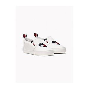 TH Baby Heart Slip-On Sneaker