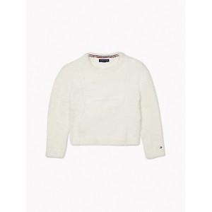 TH Kids White Sweater