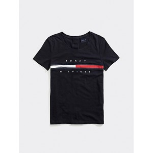 Seated Fit Stripe Signature T-Shirt